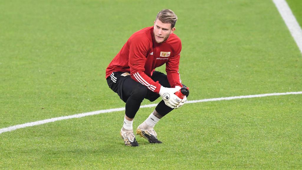 Union-Keeper Loris Karius hat sich im Training verletzt