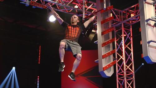 Artur Schreiber zählt zu den Topfavoriten der 5. Staffel Ninja Warrior Germany