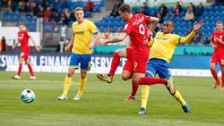 Der VfL Bochum verspielte eine Führung in Braunschweig