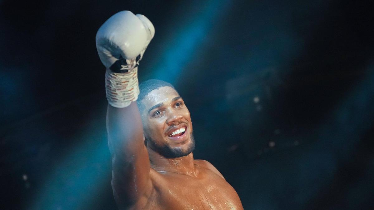 Anthony Joshua ist weiterhin Box-Weltmeister