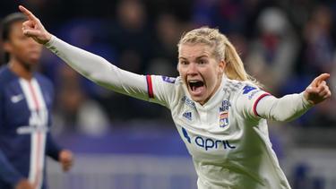 Ada Hegerberg bleibt Olympique Lyon erhalten