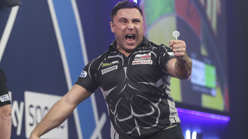 Gerwyn Price ist Darts-Weltmeister 2021