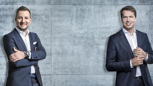 Neue Doppelspitze bei Audi Sport: Sebastian Grams und Julius Seebach