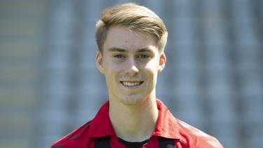 Greuther Fürth leiht Luca Itter aus