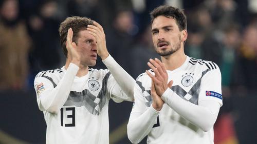 Thomas Müller vom FC Bayern wird wohl nicht bei Olympia dabei sein, BVB-Star Mats Hummels womöglich schon