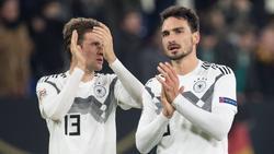Thomas Müller vom FC Bayern wird nicht bei Olympia dabei sein, BVB-Star Mats Hummels darf sich Hoffnungen machen