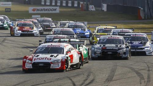 In Hockenheim findet der erste GT3-Test der DTM-Historie statt