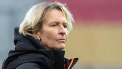 Nimmt für das Spiel gegen Chile zahlreiche Änderungen im Aufgebot vor: Bundestrainerin Martina Voss-Tecklenburg