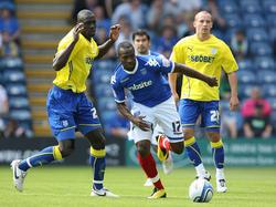 Nigerianisches Duell bei Portsmouth - Cardiff