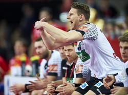 Tobias Reichmann - DHB-Team