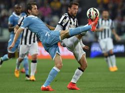 Lulic, de 29 años, es un elemento importante del Lazio. (Foto: Getty)