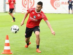 Danny Latza bleibt in Mainz