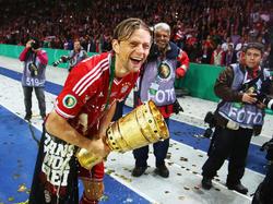 Anatoliy Tymoshchuk zählt zu den legendären Triple-Siegern von 2013