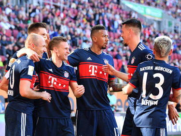 El cuadro de Heynckes vuelve a ser el mejor de Alemania. (Foto: Getty)