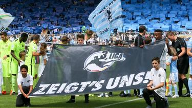 1860 München startet zum Drittliga-Auftakt auswärts beim 1. FC Kaiserslautern