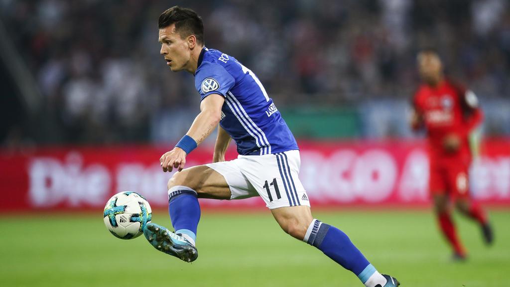 Yevhen Konoplyanka spielt seit 2016 für den FC Schalke 04