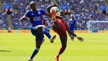 Sadio Mané und der FC Liverpool haben nach vier Spielen zwölf Punkte