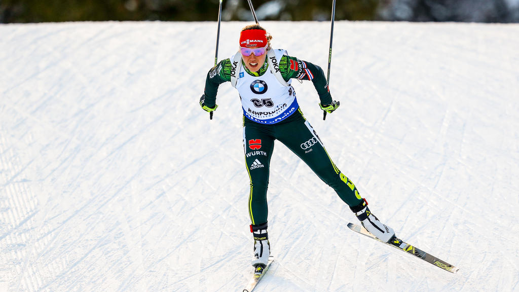Biathlon Live Damen Staffelrennen In Ruhpolding Im Live Ticker