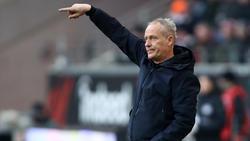 Christian Streich ist Trainer des SC Freiburg