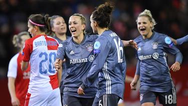 Bayern ladies de