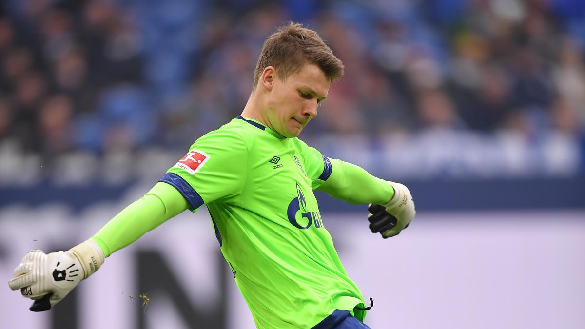 Alexander Nübel vom FC Schalke 04 wird beim FC Bayern als Nachfolger von Manuel Neuer gehandelt