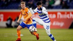 Cauly Oliveira-Souza verstärkt den SC Paderborn