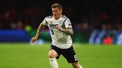Glaubt an erfolgreiche EM: Mittelfeldstar Toni Kroos