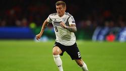 Toni Kroos will mit Deutschland noch einmal angreifen