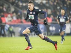Steht vor seiner Ligue-1-Premiere: Julian Draxler