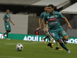 Juan Patiño salió de inicio en el duelo frente al América. (Foto: Imago)