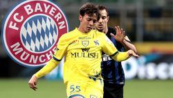 Der FC Bayern hat offenbar für Emmanuel Vignato geboten