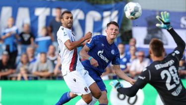 Der FC Schalke 04 verlor gegen den FC Bologna