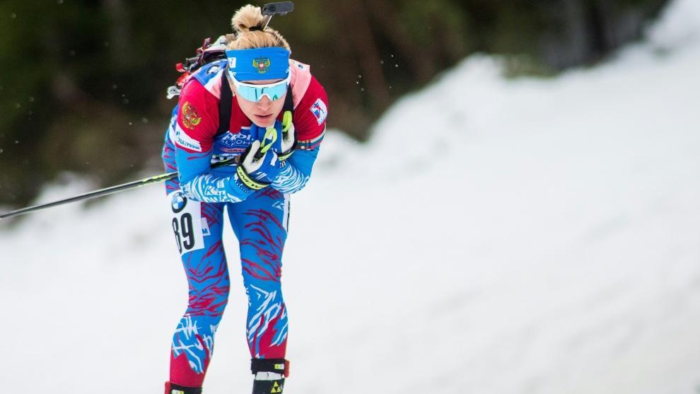 IBU sperrt die Russin Margarita Vasileva