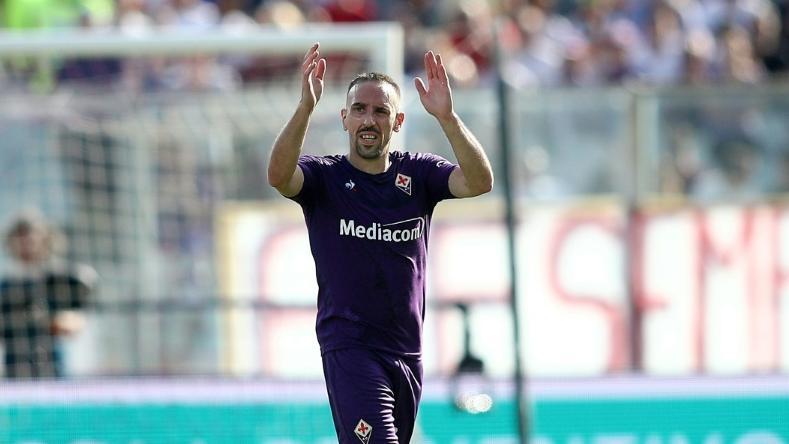 Franck Ribery ist nach seinem Abschied vom FC Bayern in Topform