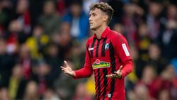 Die Verletzung von Luca Waldschmidt ist wohl nicht so schlimm