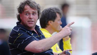 Unzufrieden mit der Saison der U23 des BVB: Teammanager Ingo Preuß