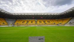 Dynamo Dresden plant in der ersten Runde des DFB-Pokalsmit einer Stadionauslastung von rund 50Prozent