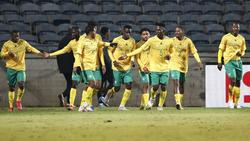 Südafrikas Fußballer mit Sorgen nach Coronafällen
