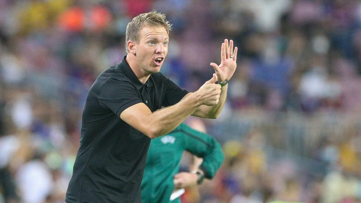 Julian Nagelsmann wünscht sich moderne Kommunikationsmöglichkeiten zwischen Trainer und Spielern