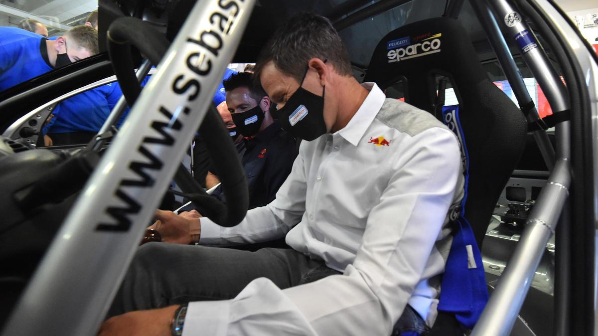 Sébastien Ogier will in Spanien und Monza gewinnen