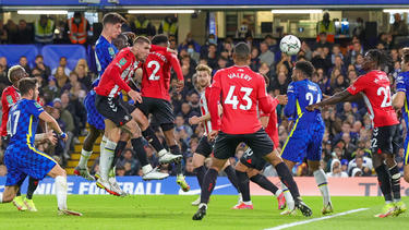 Kai Havertz traf bei Chelseas Sieg im Ligapokal