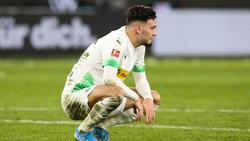 Ramy Bensebaini fällt gegen den FC Schalke 04 aus
