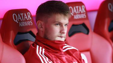 Lars Lukas Mai spielt beim FC Bayern weiter keine Rolle