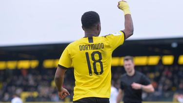 Youssoufa Moukoko mit nächstem Tor-Rekord für den BVB