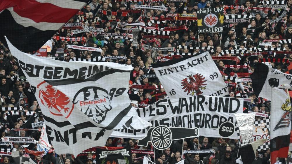 Eintracht Frankfurt-Fan erhält Schhmerzensgeld