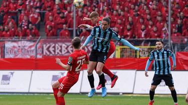 1. FC Kaiserslautern und Waldorf Mannheim trennten sich unentschieden