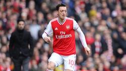 Wie lange spielt Mesut Özil noch für den FC Arsenal?