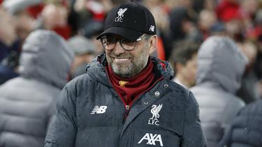 Jürgen Klopp und sein FC Liverpool können das Training wieder aufnehmen