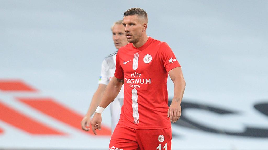 Niederlage für Lukas Podolski
