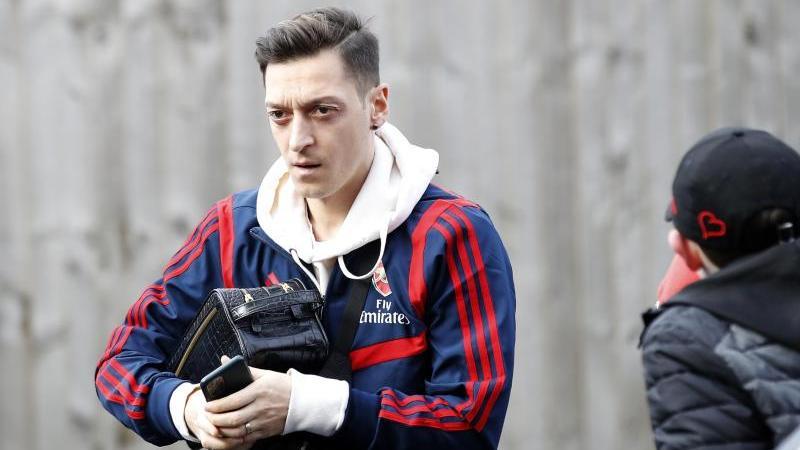 Spielt derzeit beim FC Arsenal keine große Rolle: Mesut Özil